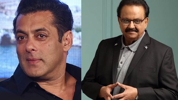 Salman Is Heartbroken With SP Balasubrahmanyam's Death