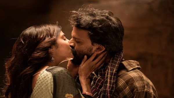 Dhananjay Helped Irra While Filming Kissing Scenes