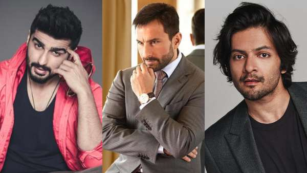Arjun Kapoor Joins Saif Ali Khan In Bhoot Police; Netizens Ask If Ali Fazal Has Been Replaced?