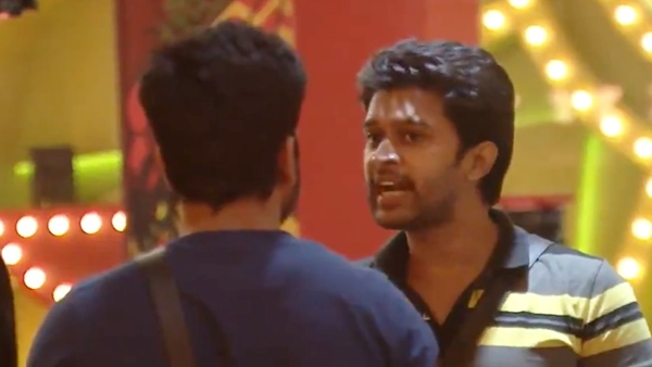 Bigg Boss Telugu 4: Abijeet Lashes Out At Syed Sohel For Picking A Fight With Housemates