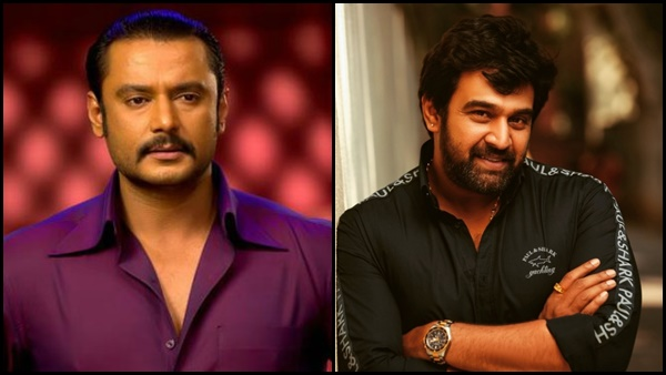 Darshan and Chiranjeevi Sarja