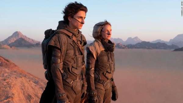 Dune Trailer Timothee Chalamet Zendaya Jason Momoa S Sci Fi Film Will Make You Miss Big Screen