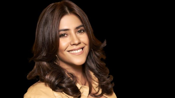 Ekta Kapoor On Wanting To Do A Show Like The Married Woman