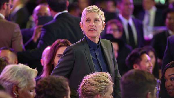 Rumours Of Ellen's Rude Behaviour Have Also Emerged