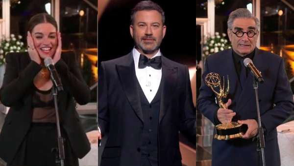 Emmy Awards 2020 Full Winners List: Schitt's Creek, Watchman & Succession Took Major Trophies Home