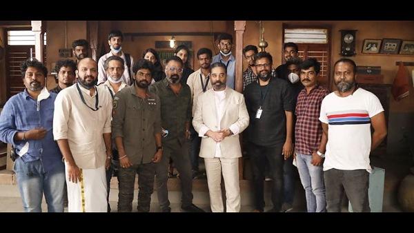 Bigg Boss Tamil 4: Making Video Of Promo Featuring Kamal Haasan Goes Viral, Fans Say 'Semma Mass Pa'