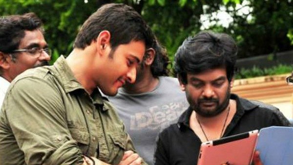 Mahesh Babu Wishes Puri Jagannadh On His Birthday; Netizens Call The Superstar 'Egoless'