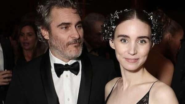 Joaquin Phoenix And Rooney Mara Welcome Baby Boy 'River'