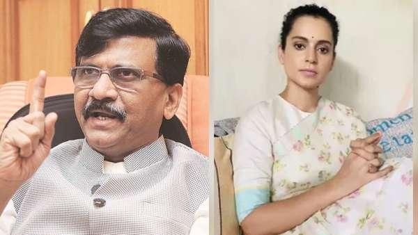 Sanjay Raut On Kangana's Office Demolition: It Has No Connection With Shiv Sena