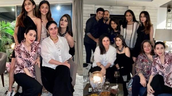 ALSO READ: Karisma Kapoor Shares Pics From Riddhima's Birthday Bash; Alia, Ranbir, Kareena Have A Gala Time