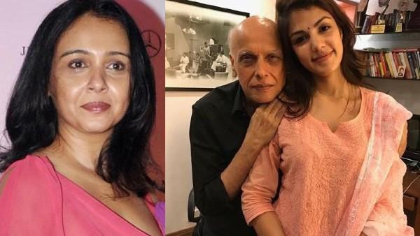 ALSO READ: Suchitra Krishnamoorthi Questions Why Mahesh Bhatt Was Adamant About Rhea Leaving Sushant On June 8