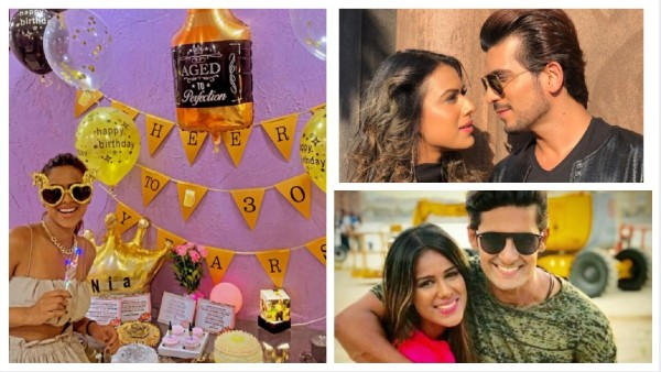 Also Read: Nia Sharma Celebrates Her 30th Birthday With Brother Vinay; Cuts Almost 18 Cakes (PICS)