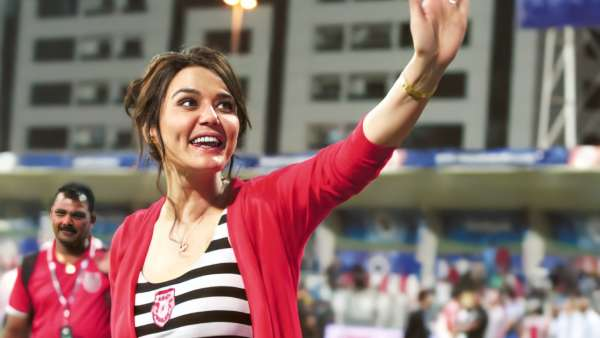Preity Is Currently In Dubai For IPL Twenty-20