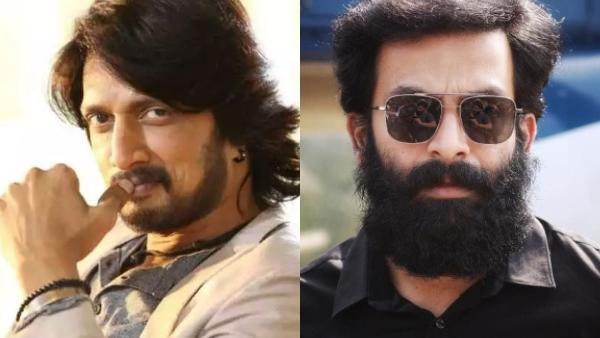Prithviraj Sukumaran's Virtual Production: Kiccha Sudeep To Make Malayalam Debut With The Project?