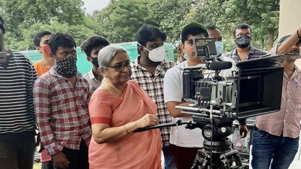RGV's Mom Switched On The Camera For First Shot