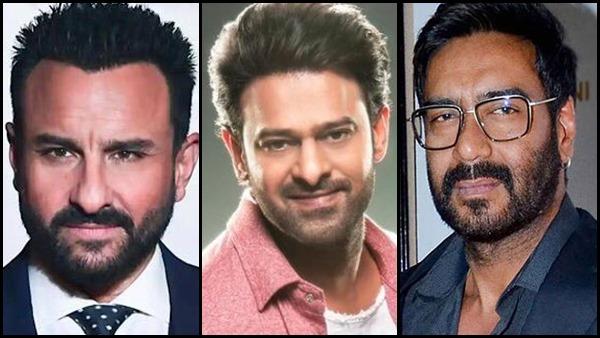 Adipurush: Not Saif Ali Khan, But Ajay Devgn Was First Choice To Play Lankesh In Prabhas Starrer?
