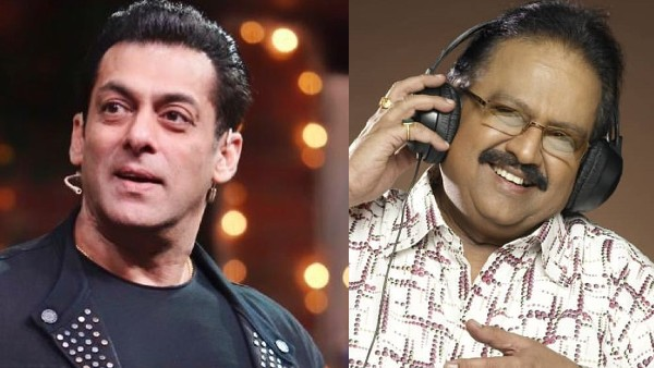 Salman Khan Wishes Singer SP Balasubrahmanyam A Speedy Recovery With An Emotional Post