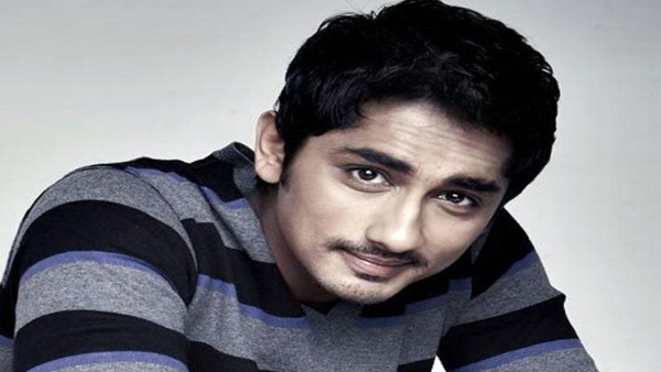 It's Official! Siddharth To Star In Sharwanand Starrer Maha Samudram
