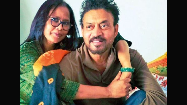 ALSO READ: Irrfan Khan's Wife Recalls Her Relationship With Late Actor; Says 'He Was Not A Husband Material'