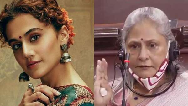 ALSO READ: Taapsee Pannu Hails Jaya Bachchan For Speaking Up For Bollywood