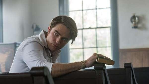 Robert Pattinson As Reverend Preston Teagardin