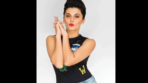 Taapsee Pannu On Why She Never Shies Away From Expressing Her Opinion On Controversial Topics
