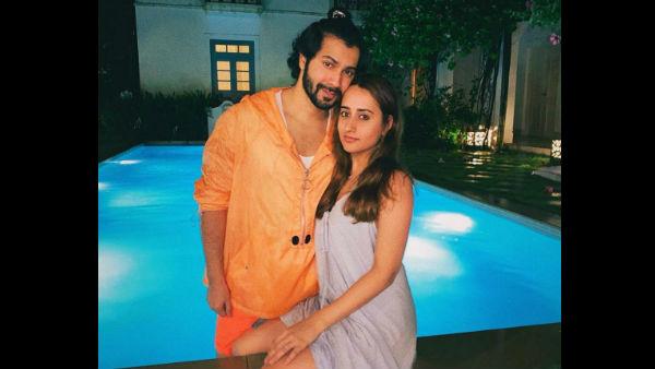 Varun Dhawan Shares Picture With Girlfriend Natasha Dalal & Makes Fans Scream 'Oh So Romantic'