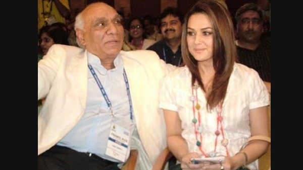 Preity Zinta Remembers Yash Chopra As A Man Who Had The Biggest And The Youngest Heart