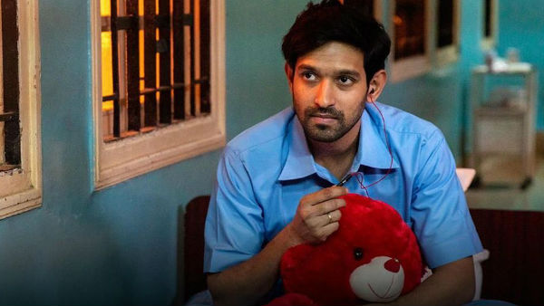 Vikrant Massey Was Worried About Only One Thing While Shooting Intimate Scenes With Bhumi Pednekar!