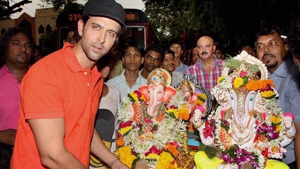 ALSO READ: 'Ganpati Festival Always Brings Back My Childhood,' Shares Hrithik Roshan