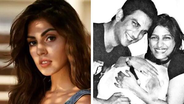 ALSO READ: Rhea Chakraborty Files Forgery Case Against Sushant's Sister Priyanka; See Documents (Exclusive)