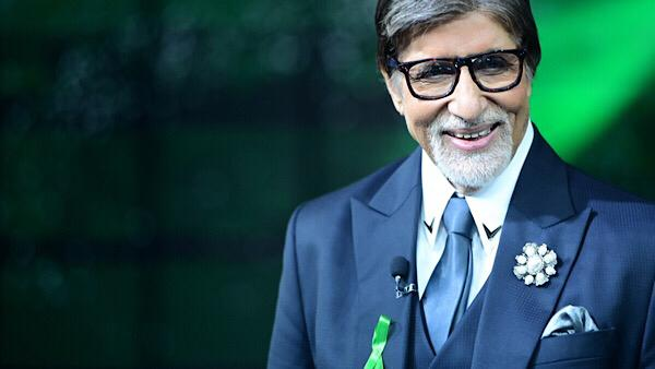 Amitabh Bachchan Reveals Why He Wears A Green Ribbon; Shares He Is A Pledged Organ Donor