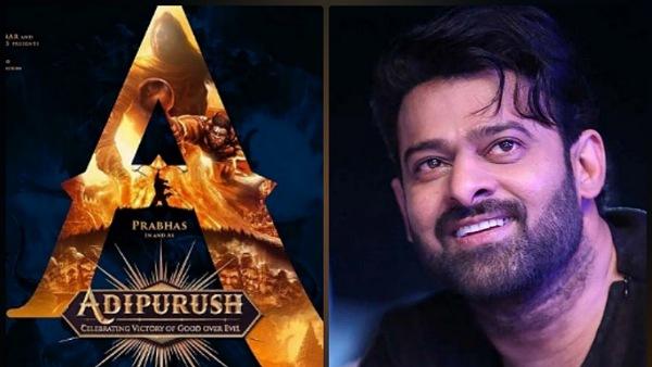 Adipurush: Popular South Actor To Play Lakshman In Prabhas-Om Raut's Epic Drama