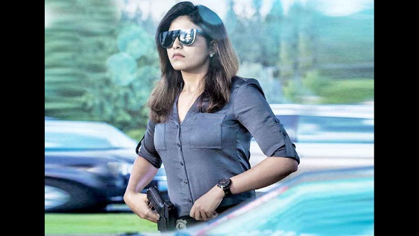 Exclusive: Anjali: It Was A Privilege For Me To Share Screen Space With Michael Madsen In Nishabdham