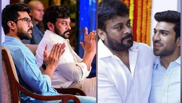 Chiranjeevi Reveals Why Ram Charan's Inclusion In Acharya Is Important For Him!