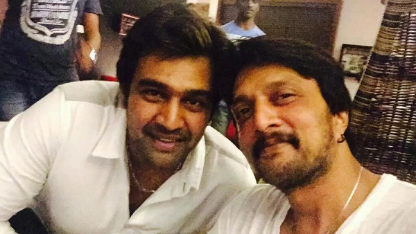 Kiccha Sudeep Condemns People Who Connected Chiranjeevi Sarja's Name To The Drug Abuse Controversy