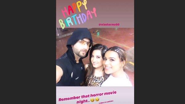 Aalisha Panwar Wishes Nia On Her Birthday