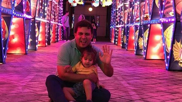 Son Reyansh Is With Abhinav Kohli