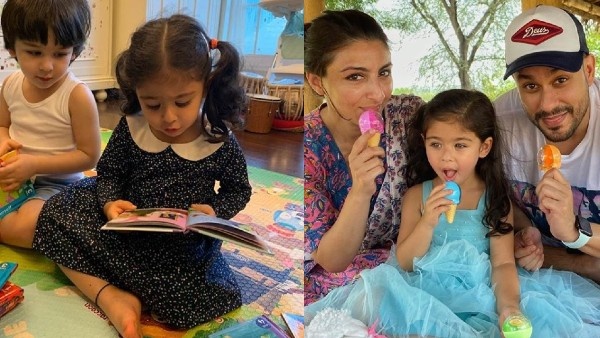 Inaaya Turns Three: Kareena, Soha Wish Her With Sweet Posts