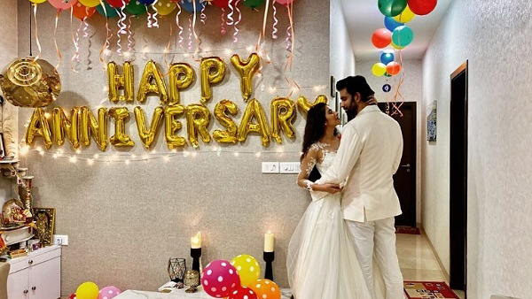 Charu Asopa And Rajeev Sen Trolled For Celebrating 1st Anniversary 3 Months After Wedding Date