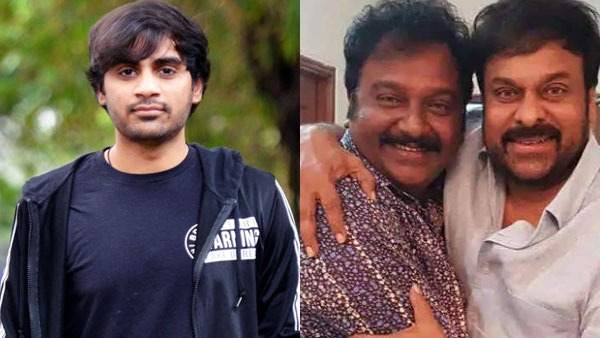 Chiranjeevi Confirms Sujeeth's Exit From Lucifer Remake; VV Vinayak To Helm The Project!