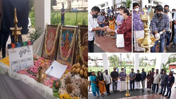 Drishyam 2 Goes On Floors In Kochi; Mohanlal Shares Glimpses From Puja Ceremony