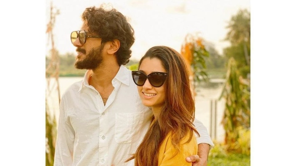 Dulquer Salmaan's Birthday Wishes To Wife Amaal Sufiya Wins The Internet!