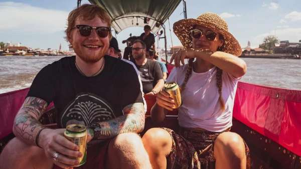 Ed Sheeran Is Currently On A Break From Music Since December 2019
