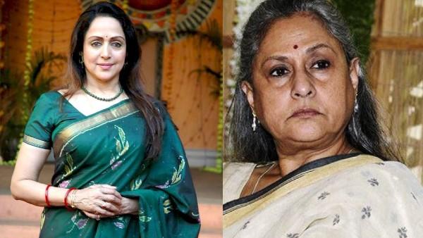 Hema Malini Says She Agrees With Jaya Bachchan's Statement