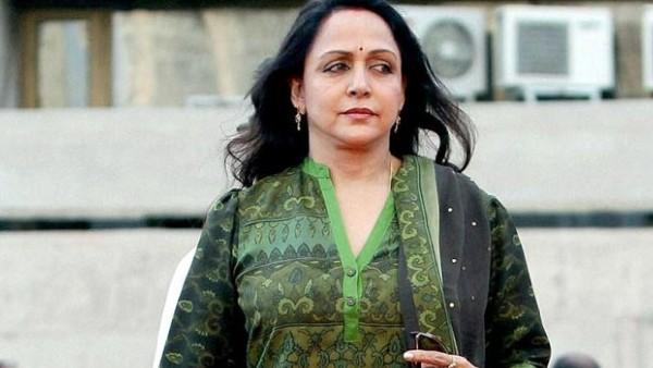 Hema Malini Calls Bollywood A Beautiful And Creative World