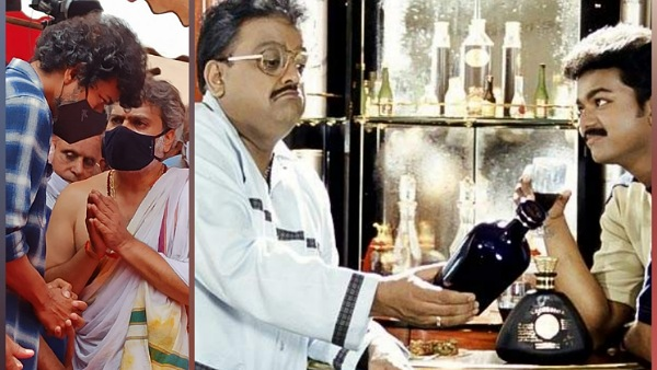 Thalapathy Vijay Attends SP Balasubrahmanyam's Funeral