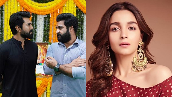 RRR: SS Rajamouli Plans To Shoot Alia Bhatt's Scenes With Ram Charan Before Jr NTR Joins The Sets?
