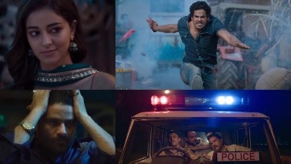 Khaali Peeli Trailer: Ishaan, Ananya Are On The Run From Cops And A 'Menacing' Jaideep Ahlawat