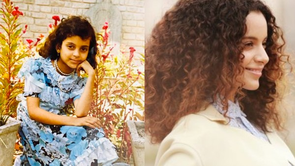 Kangana Ranaut Says She Was Considered A Village Clown For Her Fashion Sense; 'People Laughed At Me'